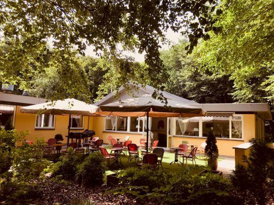 Restaurant Skovpavillionen, Holsted